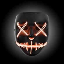 orange the purge mask