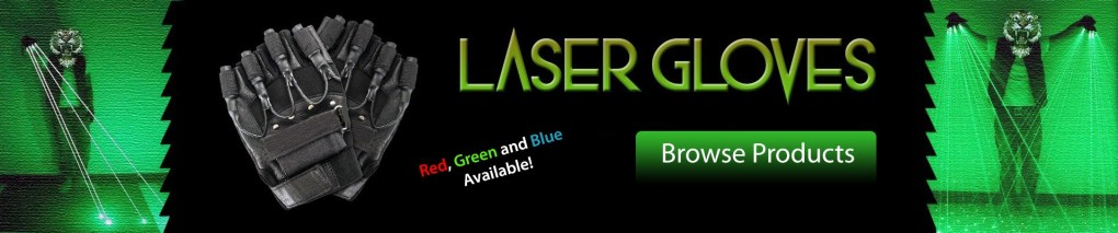 Shop For Laser Gloves Now!