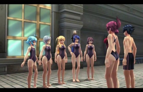 Swimming Lessons Mk II Trails of Cold Steel