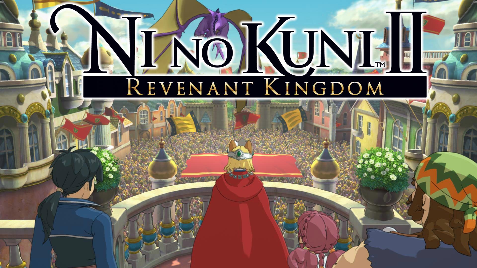 Ni No Kuni Ii Revenant Kingdom Update Version 1 03 Adds Hard And