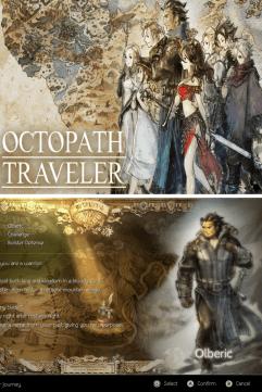 Octopath Traveler_ Olberic