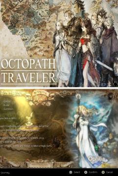 Octopath Traveler_ Ophilia