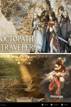 Octopath Traveler_ Primrose