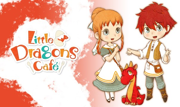 Little Dragon's Cafe (PS4, Switch)