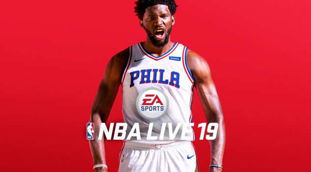 NBA Live 19 (PS4, Xbox One)