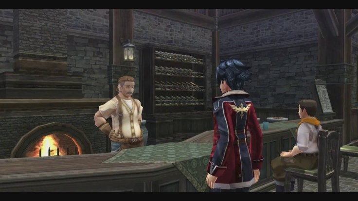 Trails of Cold Steel 2 Hidden Side Quest Stranger Than Fishin