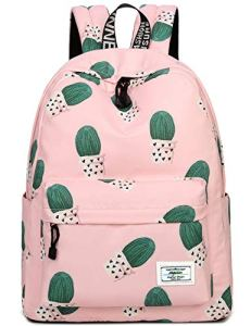 Mygreen Casual Style Lightweight Canvas Backpack School