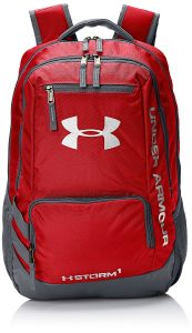 Under Armour Storm Hustle II Backpack, Graphite (040)