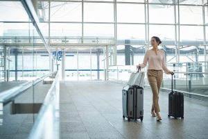 how to pack a suitcase for airline travel