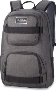 Dakine Mens Duel Backpack, 26l, Carbon