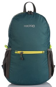 HIKPRO 20L - The Most Durable Lightweight Packable Backpack, Water Resistant Travel Hiking Daypack For Men & Women- best backpack for high school freshman