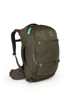 Osprey packs fairview 40 - best backpacks for back pain