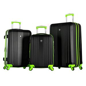 Olympia Apache Hard case Spinner Luggage Set