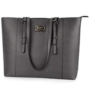 ZYSUN Laptop Tote Bag Fits Up to 15.6 in Awesome Gifts for Women-best tote bags for teachers