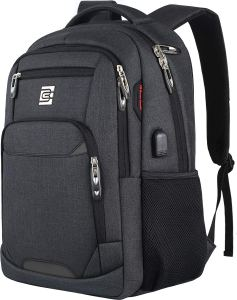 Laptop Backpack,Business Travel Slim Durable Anti Theft Laptops Backpack