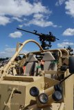 5-Close-up of aCoyote tactical support vehicle
