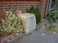 2-The Tollgate Stone opposite American Golf roundabout