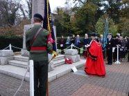 4-The Mayor lays a wreath
