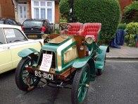 7-A vintage car