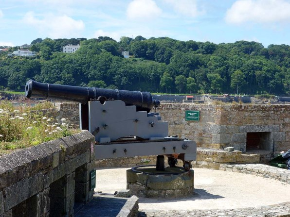 15-!9th Century Traversing Gun