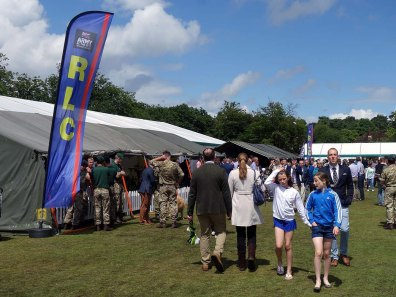 1a-RLC Corps Open Day