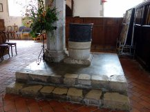 3-The 12th century lead font