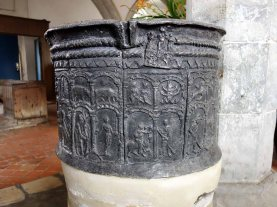 5-Closer view of the font