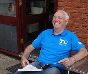 12-Terry Galvin - LBA Chairman