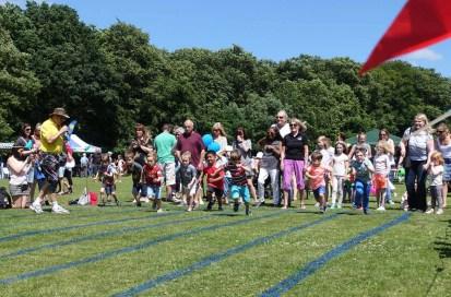 6-Children's running races