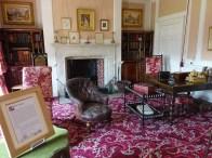 8-Disraeli's Study