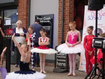 8-Rebekah's Dance School students