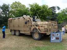 5-Mastiff troop carrier