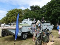 6-RLC Museum's DUKW drew interest from visitors