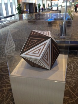 One of six works on loan through April 2017