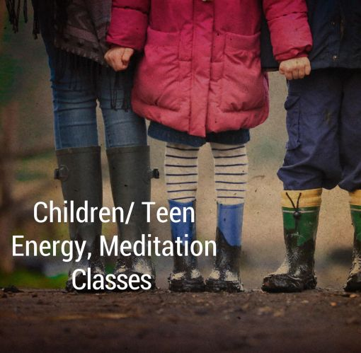 children / teen energy meditation classes