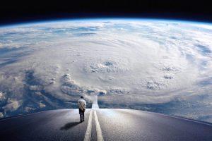台風の目 by ハトホルサウンド瞑想