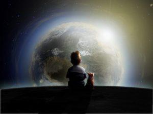 地球を発見したソララ by ザ・グループ