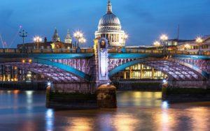 光の都市ロンドン by 大天使ミカエル