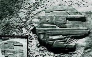 バルト海の謎の物体 by プレアデスグループ