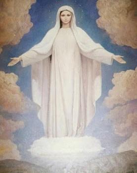 解放の日はもうすぐ by 母なる神