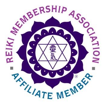 Reiki membership logo
