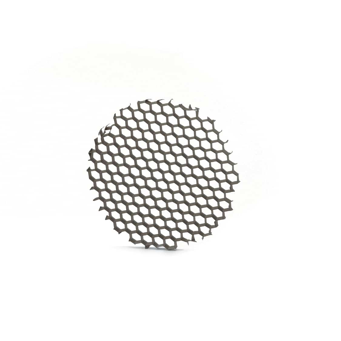 45 Degree Hexcell Louver