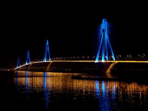 Pont Rion-Antirion, Grèce © Concepto – Architecte Berdj Mikaelian