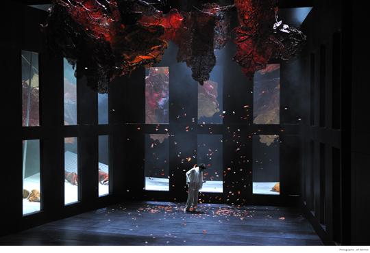 Orphée et Eurydice de Gluck - Angers Nantes Opéra - Lumière : François Thouret