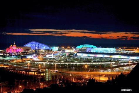 Sochi by Olympics