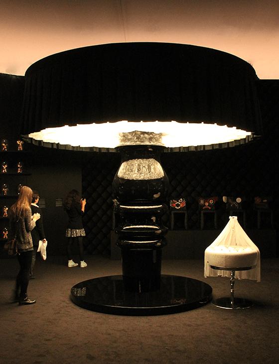 Babyroom, Marcel Wanders, 25 ans de design, Stedelijk, Amsterdam - Photo : Vincent Laganier