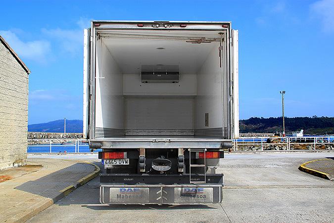 Dans le port, Muxia, Galice, Espagne - Photo : Vincent Laganier