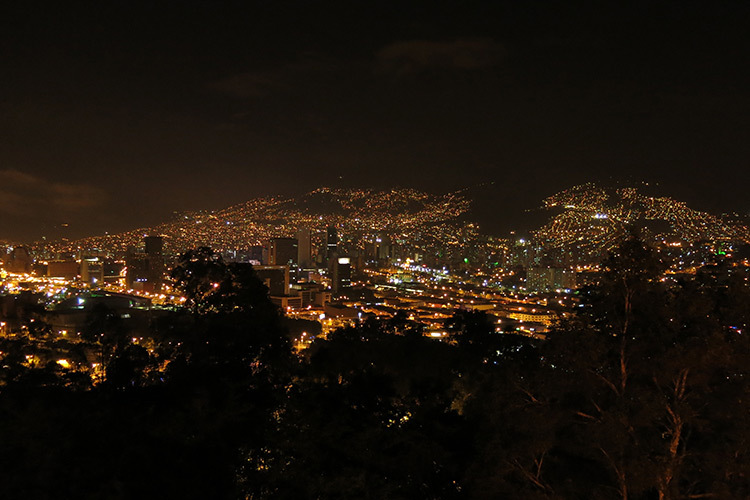Medellin, Colombie - Photo 1 - Pascal Chautard