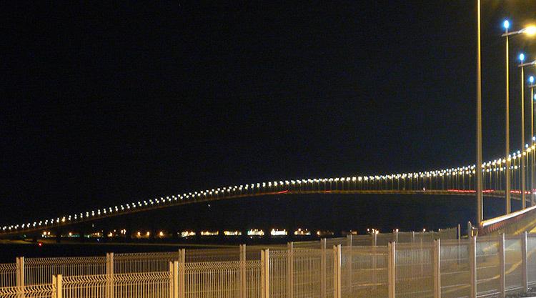 Ligne-pont-Ile-de-Ré - Photo BHT