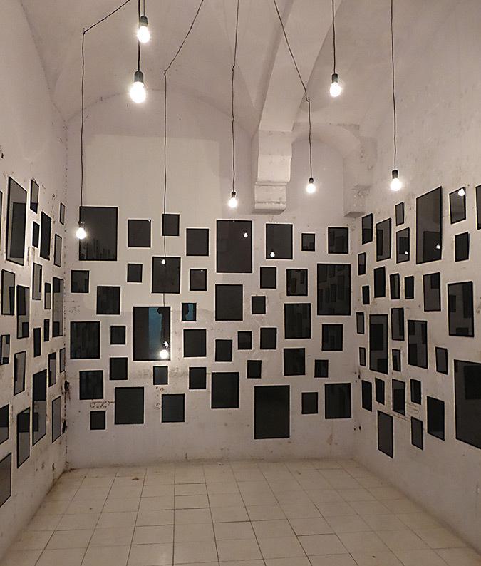Christian Boltanski, Malakoff, France – Les Images noires © La disparition des Lucioles, 2014 – Photo : Vincent Laganier